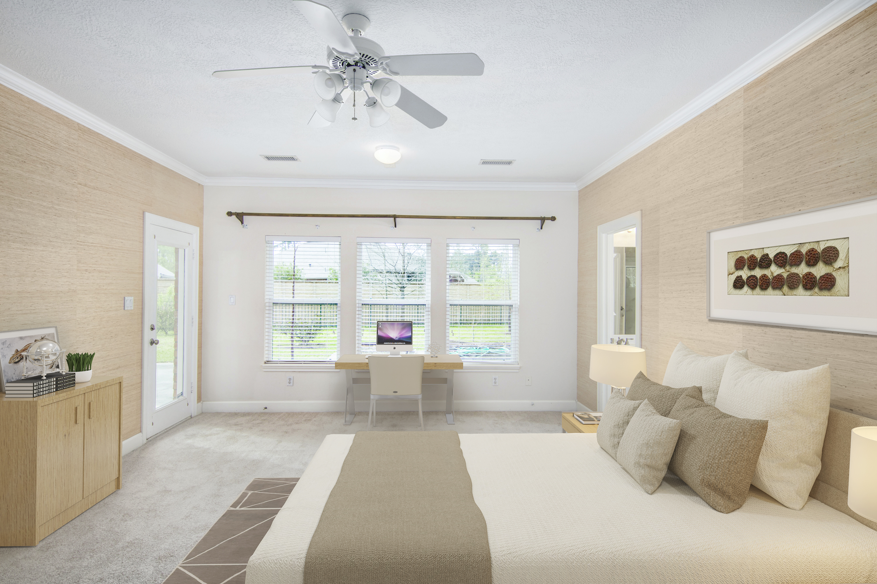 affordable Houston, TX virtual staging photography