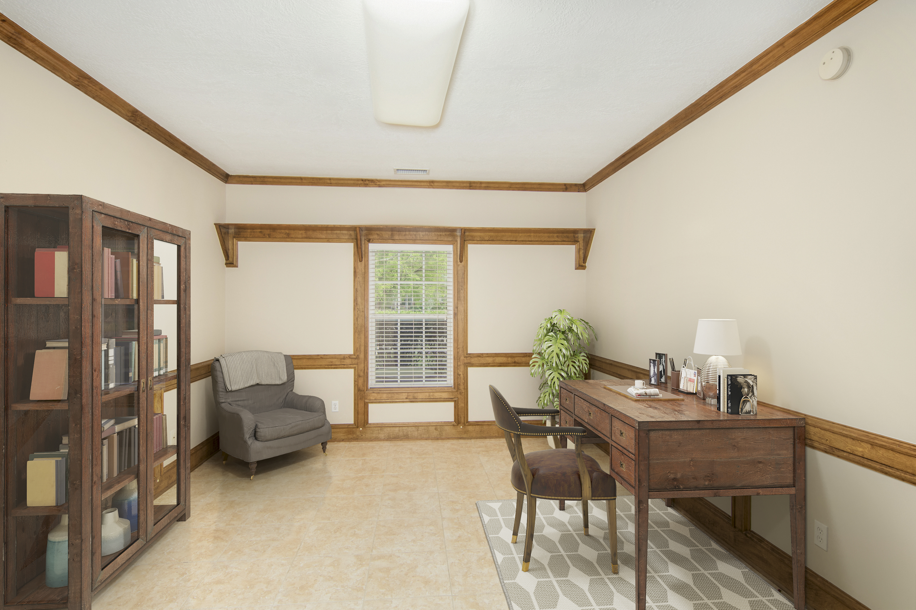 Houston, TX virtual staging photography