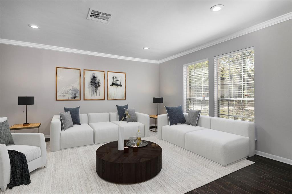 best virtual staging photography for Houston, TX real estate