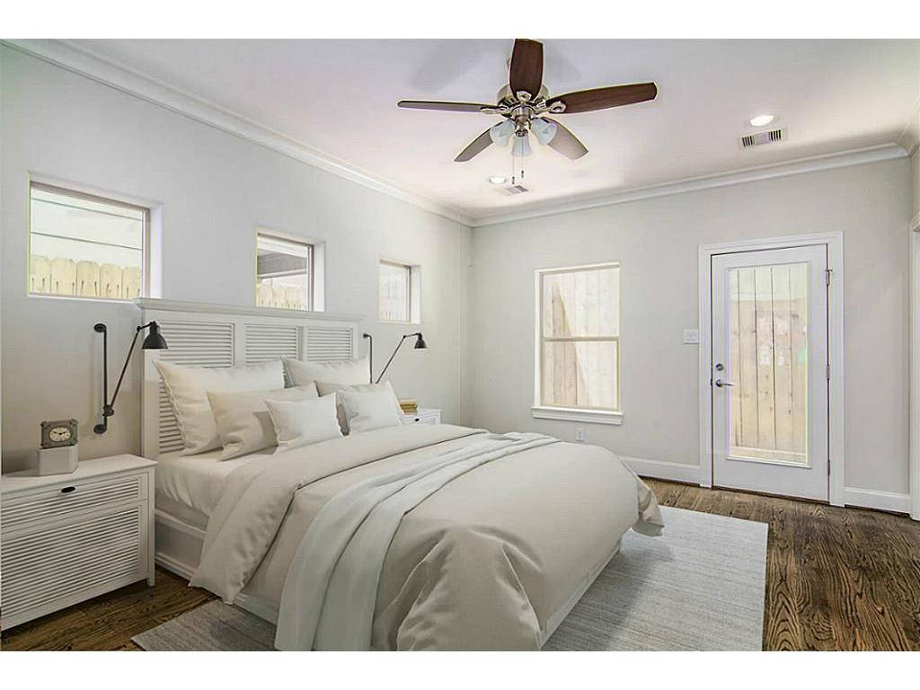 professional virtual staging photography for Houston, TX listings